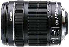 Canon EF-S 18-135mm f/3.5-5.6 IS STM SLR - Objetivo (SLR, 16/12, Objetivo estándar, 0,39 m, Canon EF-S, 29 mm)