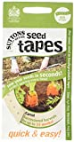 Suttons - Seed Tape - Carrots