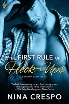 The First Rule of Hook-Ups (Breakup Bash Book 1) by [Crespo, Nina]