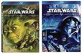 STAR WARS Original Trilogy + STAR WARS Prequel Trilogy (6 BLU-RAY) ITALIANO