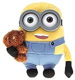 Minions Peluche - Bob Con Orsacchiotto Tim