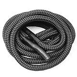 Blackthorn Battle Ropes - Premium Schwungseil, Trainingsseil, Fitnessseil von 30 bis 40mm Durchmesser