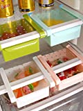 InddusHome™ - ABS / BPA Free, Multi Purpose Storage Racks Tray (Pack of 4),Multicolour