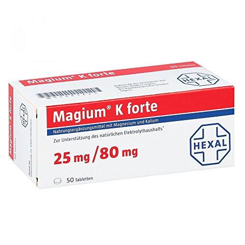 Magium K forte, 50 St. Tabletten