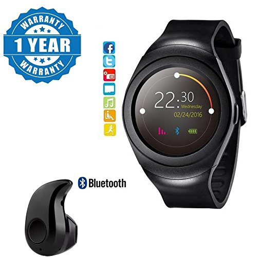 dad2fa20cc1 Captcha T11 Bluetooth smart watch support SIM/TF Card facebook and ...