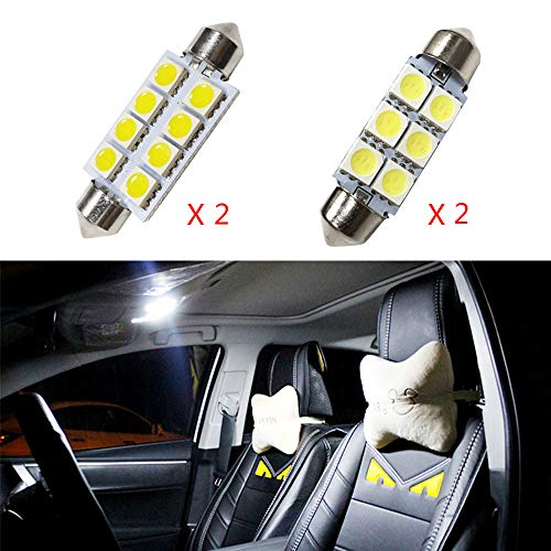 per Wrangler Super Luminoso Sorgente luci Interne a LED Lampada per Auto abitacolo Lampadine di...