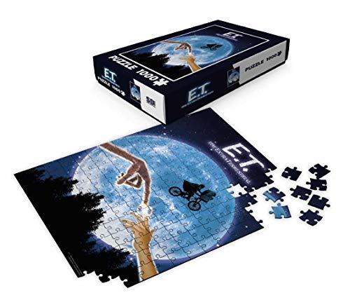 SD toys Poster Film Puzzle e.t, colore (sdtuni22423