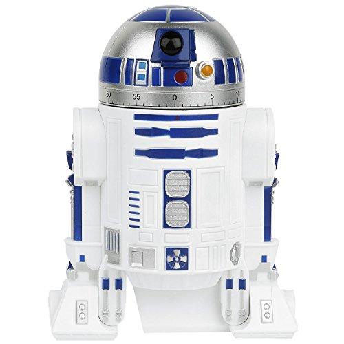 Star Wars R2-D2Kitchen timer, bianco