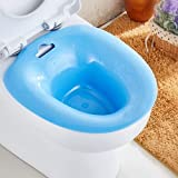 EasyBravo Sitzbadewanne, für hämorrhoidale Entlastung, ideal für postepisiotomie-Patienten, für schwangere Frauen, für ältere Menschen