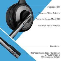 Mpow-Auriculares-de-Diadema-Bluetooth-41-Inalmbricos-con-Micrfono-Externo-13-Horas-de-Conversacin-Ligero-Manos-Cancelacin-de-Ruido-para-Llamdas-Conductores-Centro-de-Atencin-Telefnica-Oficina