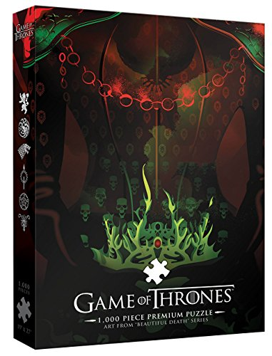 Game of Thrones 'Long May She Reign' 1000-Piece Puzzle