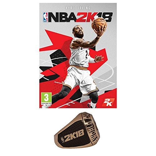 NBA 2K18 + Bague de champion (Exclusif Amazon)
