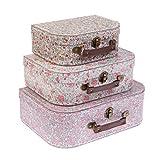 Sass & Belle Lot de 3 valises de...