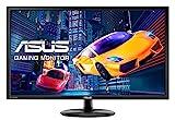 Asus VP28UQ 71,12 cm (28 Zoll, 4K/UHD) Monitor (HDMI, 1ms Reaktionszeit, FreeSync, Flicker-Free, DisplayPort) schwarz