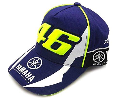 Gorra motogp TGH Valentino Rossi VR46 Yamaha Factory Racing Moto GP
