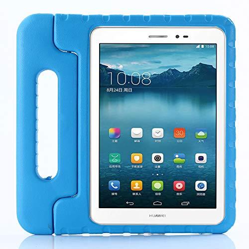 ZiHang Cover Huawei MediaPad T3 10, Custodia Protettiva Antiurto con Supporto Maniglia per Bambini...