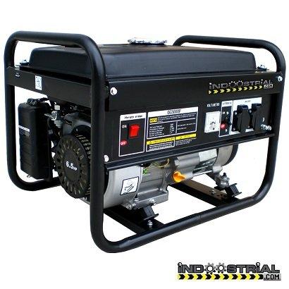 GENERADOR INDOOSTRIAL DOOS.5K.POWER | 4500 W | Regulación del voltaje mediante AVR