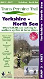 Yorkshire - North Sea: East Map 3