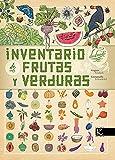 Inventario ilustrado de frutas y verduras (Ciencia)