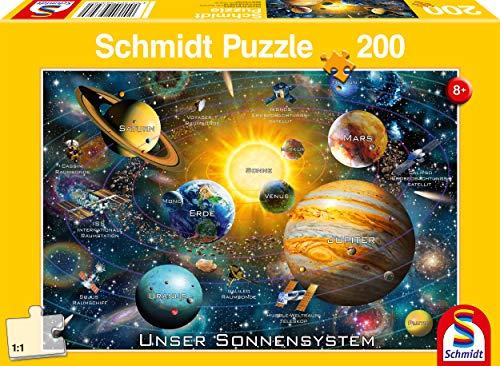 Schmidt Spiele 56308 - Puzzle per bambini, 200 pezzi