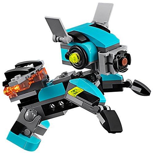 51hxuYi0MGL - LEGO Creator - Robot Explorador (31062)