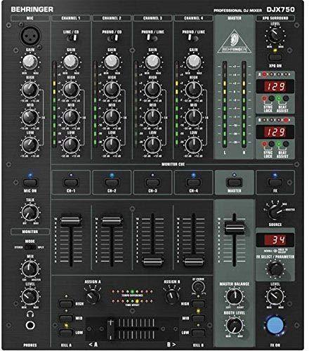 MESA DJ PRO DJX750