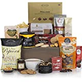 Bearing Gifts Hamper - Hampers & Gift Baskets - Luxury UK Food Gifts - Fathers Day Gift Hamper, Birthday Present Ideas and Thank You Hampers