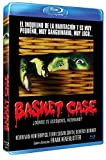 Basket Case ¿Dónde Te Escondes,Hermano? BD 1982 Basket Case [Blu-ray]