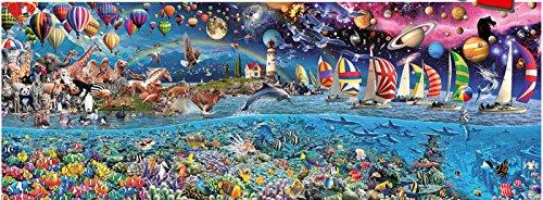 Educa 13434 La vita Puzzle, 24000 pezzi