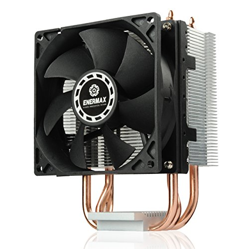 Enermax ETS-N30 II High Efficiency Procesador Enfriador - Ventilador de PC (Procesador, Enfriador, Socket AM2, Socket AM3, Socket AM3, Socket AM3+, Socket FM1, Socket FM2, Socket FM2+, LGA 1151..., 9,2 cm, 800 RPM, 2800 RPM)