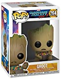 Funko – 22074 – Guardians Of The Galaxy 2 2 2 – Pop Vinyl Figure 264 Groot W/Candy Bowl
