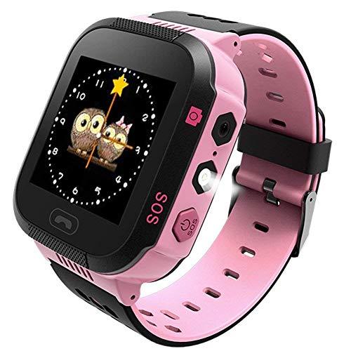 Bambini GPS Smartwatch, 1.44 '' Touchscreen Phone Fotocamera Orologio Intelligente Tracker Giochi...