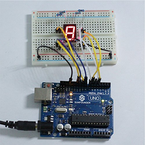 51iIeCkUA4L - SunFounder Starter Learning Kit para Arduino Principiante