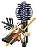 Xculpter Wild - Mini Sèche Cheveux Lissant - 2 Brosses