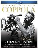 Francis Ford Coppola: 5-Film Collection (5 Blu-Ray) [Edizione: Stati Uniti]