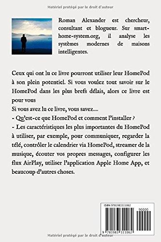 Apple HomePod:  Le guide pour bien démarrer avec HomePod et HomeKit: Entrée rapide et facile dans le monde de la commande vocale avec Siri