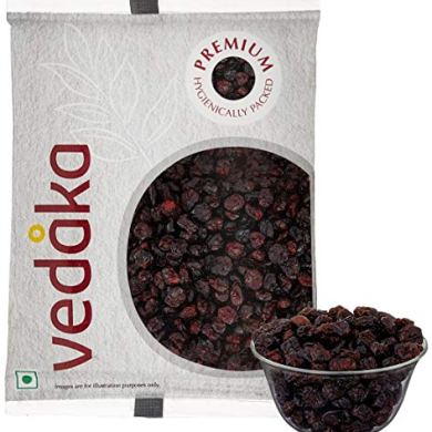 Vedaka Premium Whole Dried Cranberries, 1kg 6