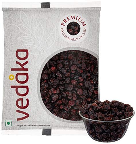 Vedaka Premium Whole Dried Cranberries, 1kg