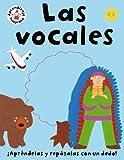 Las Vocales (Castellano - A Partir De 3 Años - Libros Didácticos - Otros Libros)