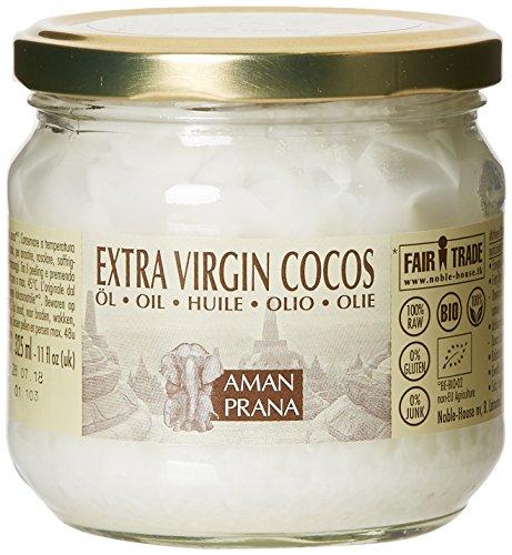 Aman Prana Huile Coco Extra-vierge Bio