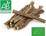Palos de regaliz Bio 100g - 12 palos mínimo - origen España