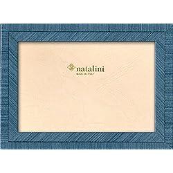 Natalini Biante Azzurro 13x 18Bilderrahmen, Holz/Glas Blau Himmel 21x 16x 1,5cm
