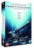 Prometheus to Alien - The Evolution 5-Film Collection [DVD] [1979]