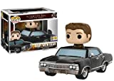 Funko- Supernatural Pop Vinyl Figure 32 Dean&Baby SDCC Summer Convention Exclusives, 14981