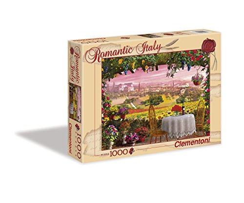 Clementoni 39260 - Toscana - Puzzle High Quality Collection 1000 pezzi