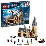 LEGO Harry Potter Sala Grande di Hogwarts, Multicolore, 75954
