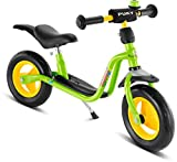 Puky Unisex-Youth Lr M Plus Balance Bike, Kiwi, Suitable for children 2+ from 30-43cm (inseam) max 25kg