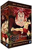 Baki The Grappler - Intégrale - Edition Collector Limitée (12 DVD + Livrets)