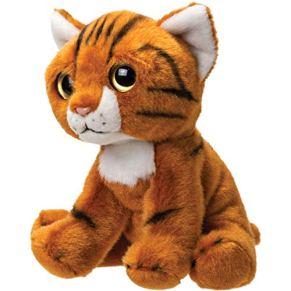 Suki Gifts 12805yomiko Babies 12805–Peluche Marrón Tieger gato, color marrón