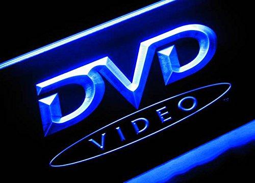 DVD video Neon Neon Segno LED Nuovo scudo Home Cinema THX DTS Dolby Digital